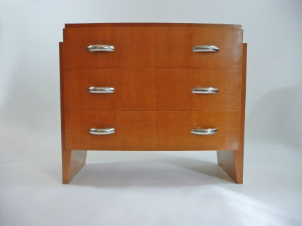 commode by Jacques Adnet