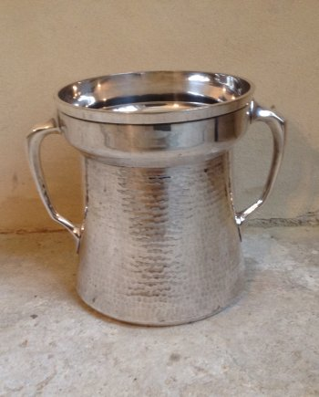 Arts and Crafts Style Ice Bucket